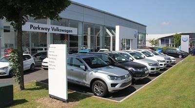 Parkway Volkswagen Derby