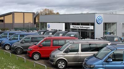 Parkway Volkswagen Van Centre (Kettering)