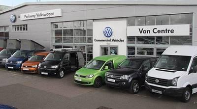 Parkway Volkswagen Van Centre (Leicester)