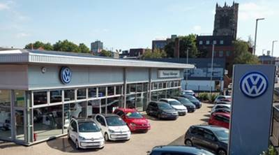 Parkway Volkswagen Leicester