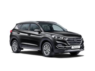 All-New Tucson Hybrid