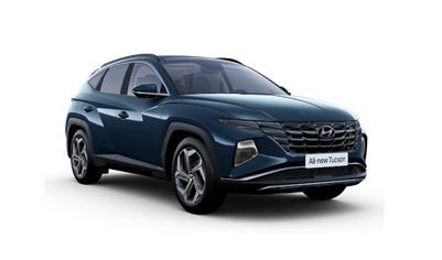 All-new Tucson Plug-In